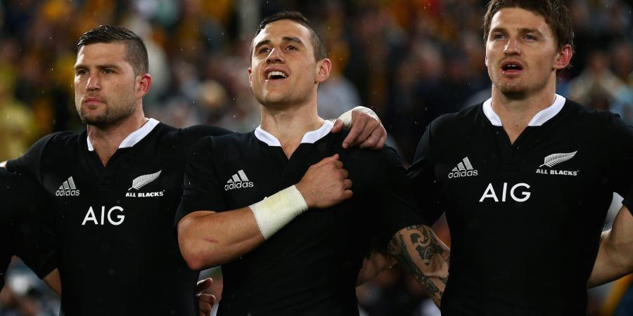 Seven Hurricanes in All Blacks 22