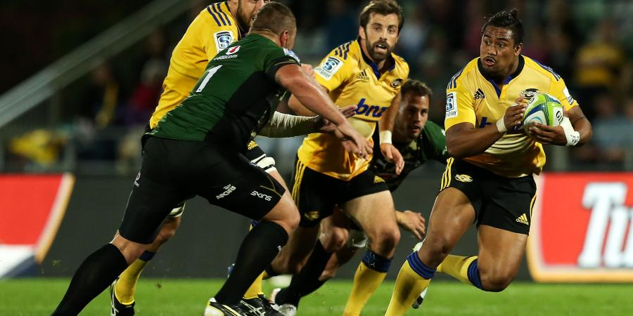 Hurricanes beat Bulls, go 2-0 in South Africa