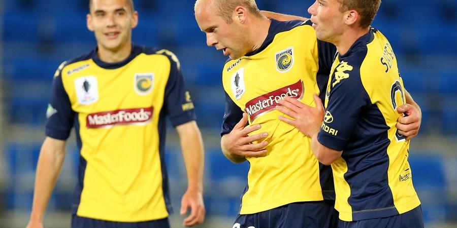 Five star Mariners advance to FFA Cup Semi
