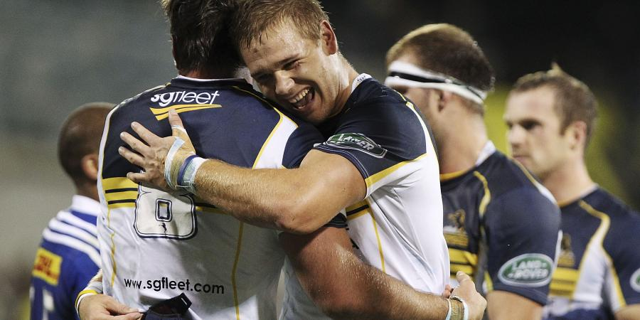 Rebel Rivals: Brumbies