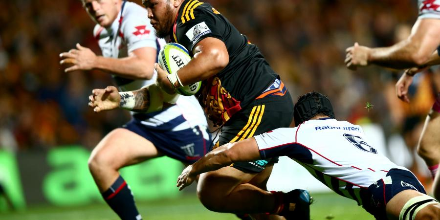 Chiefs hold off Rebels
