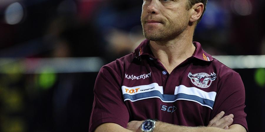 Geoff Toovey Needs a Brew to Help Pull Him Through