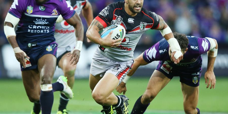 Warriors Player Ratings Round 5