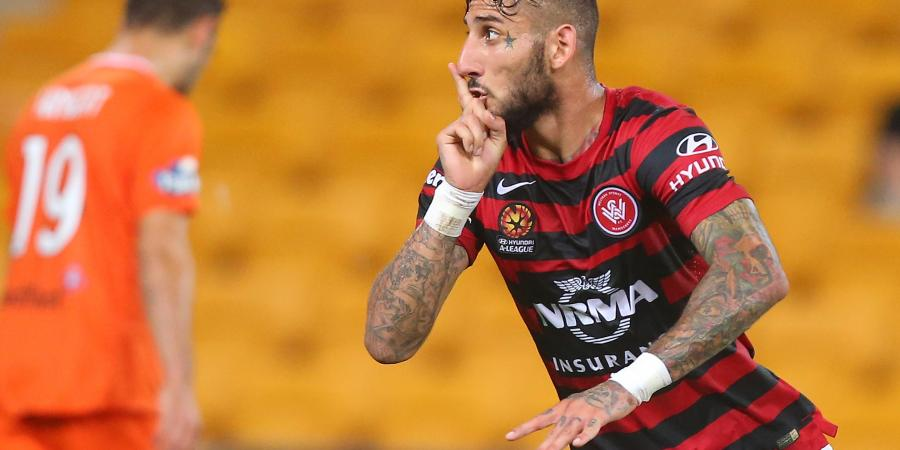 Wanderers dominate A-League champions
