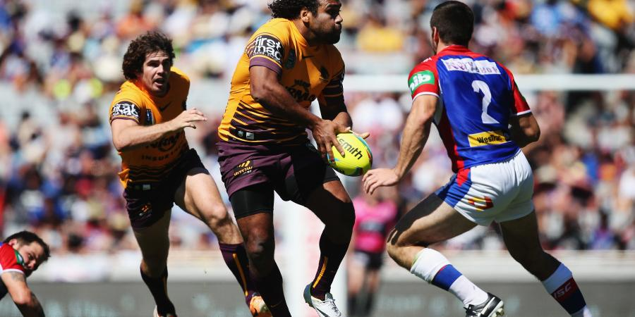 Broncos buck Knights out Auckland Nines
