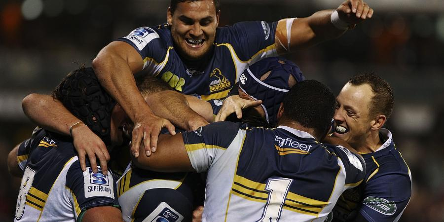 Rebel Rivals: Brumbies #2