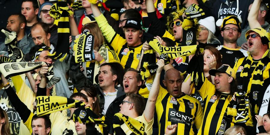 Wellington Phoenix 3 � 2 New Zealand