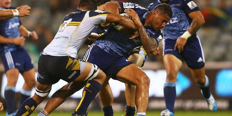 Brumbies close in on Blue
