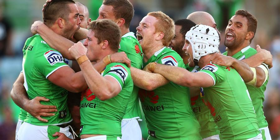 Canberra Raiders Season Preview