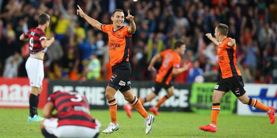 Brisbane The Champions!