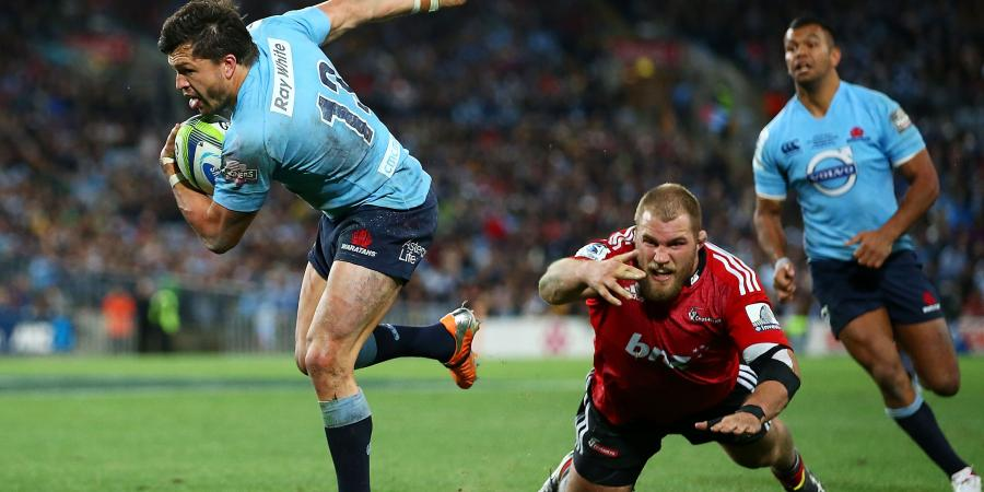 Foley Sh#t! Tahs win Super Rugby Grand Final