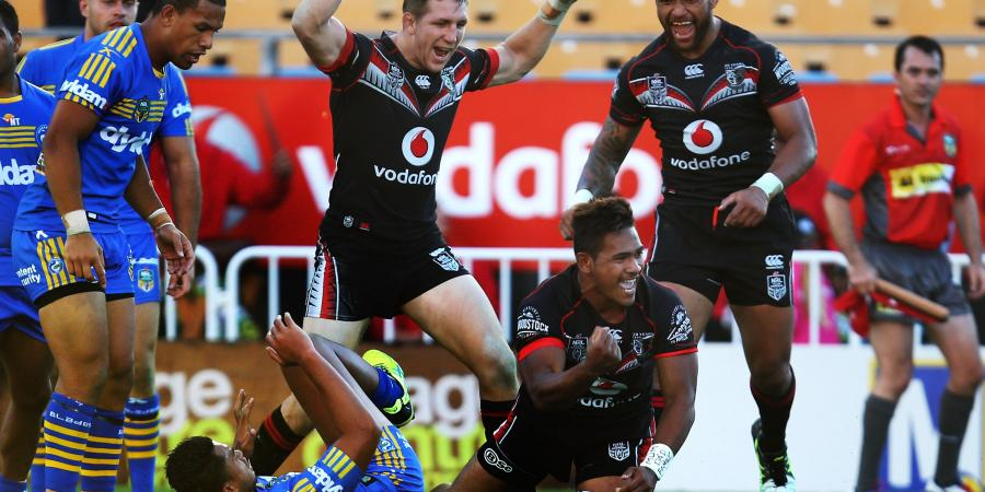 Warriors Player Ratings Round 3