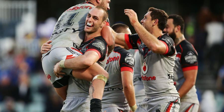 Warriors Round 10 Ratings