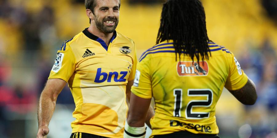 Hurricanes ring changes for Chiefs clash