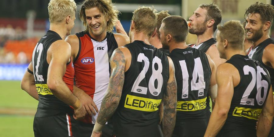 St Kilda will beat Collingwood if...