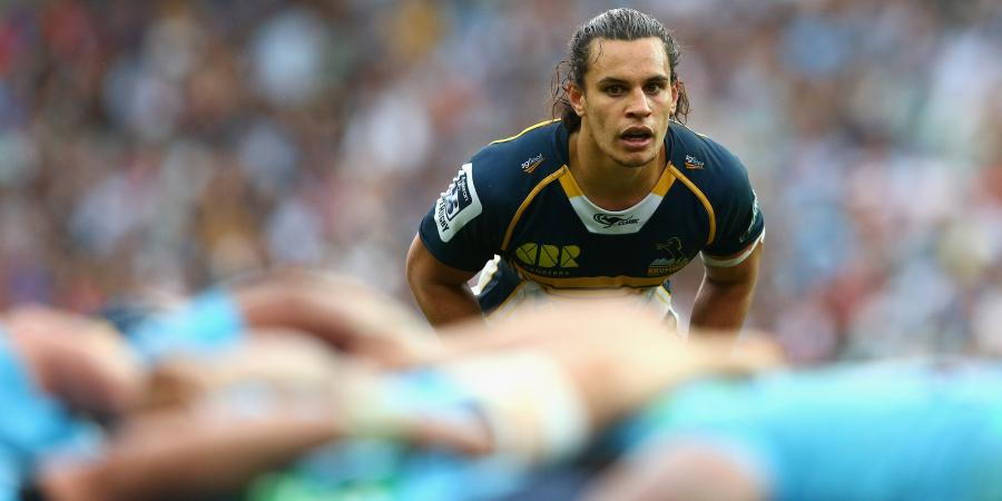 Toomua Vying to Retain Inside Centre for World Cup