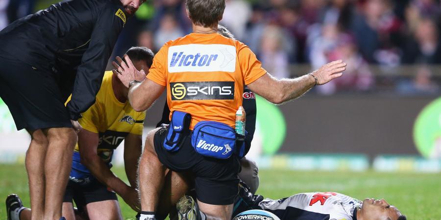 Jennings Injury Another Cruel Blow