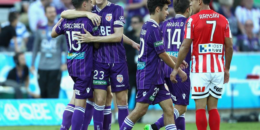 Perth get some Glory after a hard week