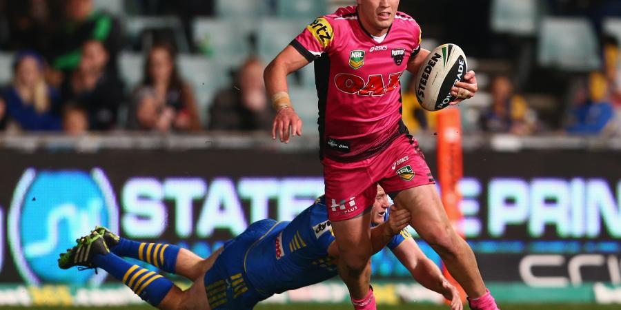 Moylan's Blues Crucial to Panthers Charge
