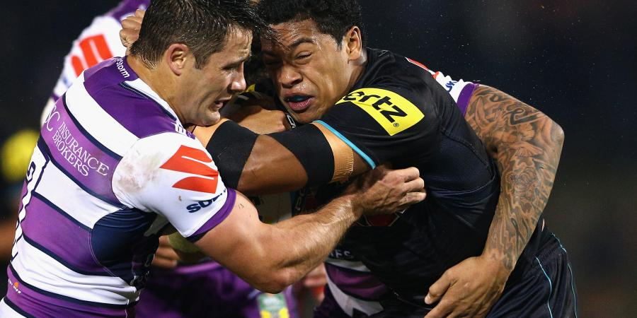 Waqa Blake - In or Out?