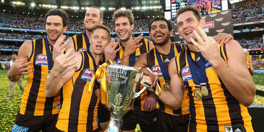 The sweet and sour of the AFL Drafts: Hawthorn Hawks