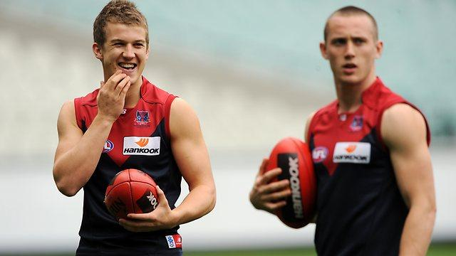 The sweet and sour of the AFL Drafts: Melbourne Demons
