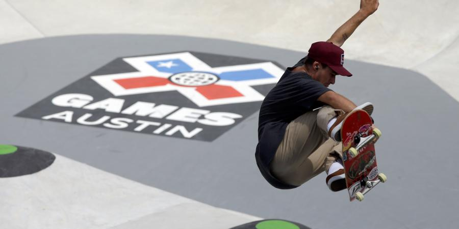 X Games Austin - Skateboard and BMX highlights