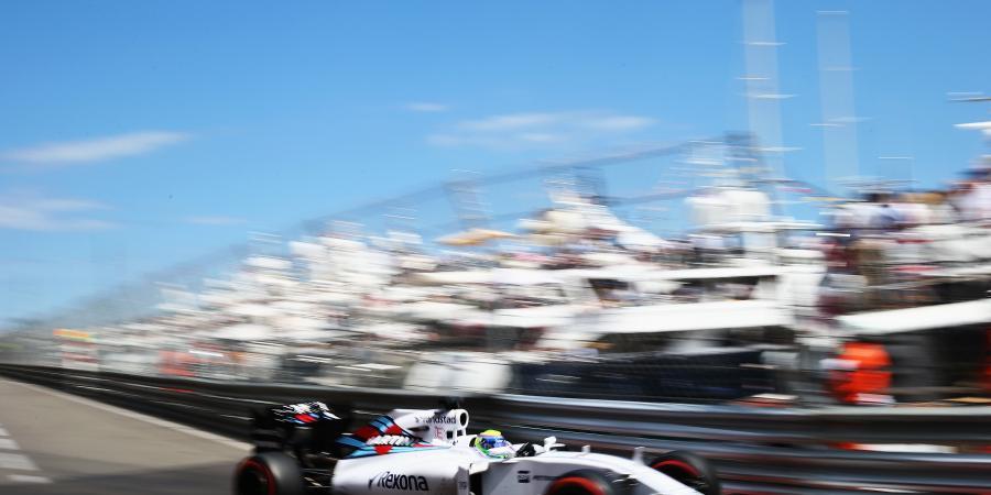 Formula 1 Monaco video