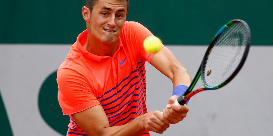 Tomic does well in Stuttgart, need to beat Nadal