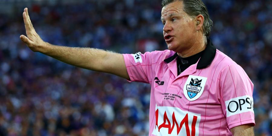 Laurie Daley Calls Tony Archer