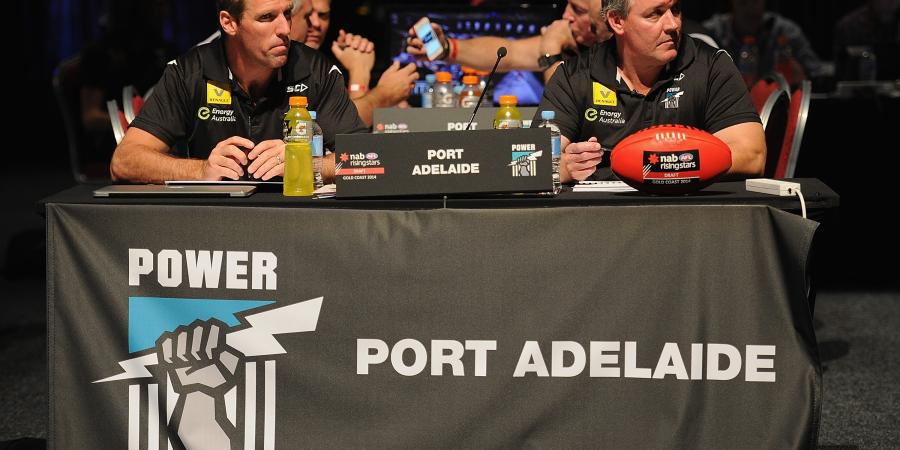 The sweet and sour of the AFL Drafts: Port Adelaide Power