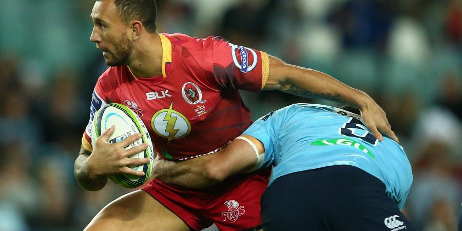 Cheika believes Quade wants to stay