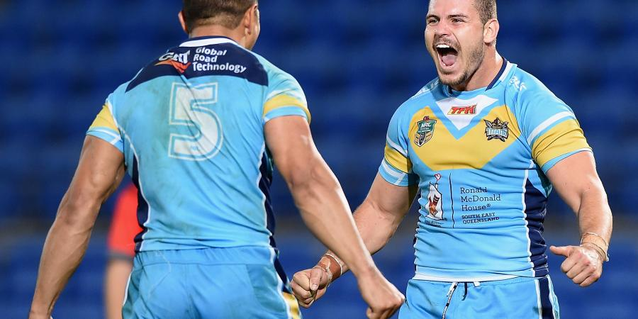 Titans jump into NRL top eight