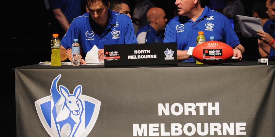 The sweet and sour of the AFL Drafts: North Melbourne Kangaroos