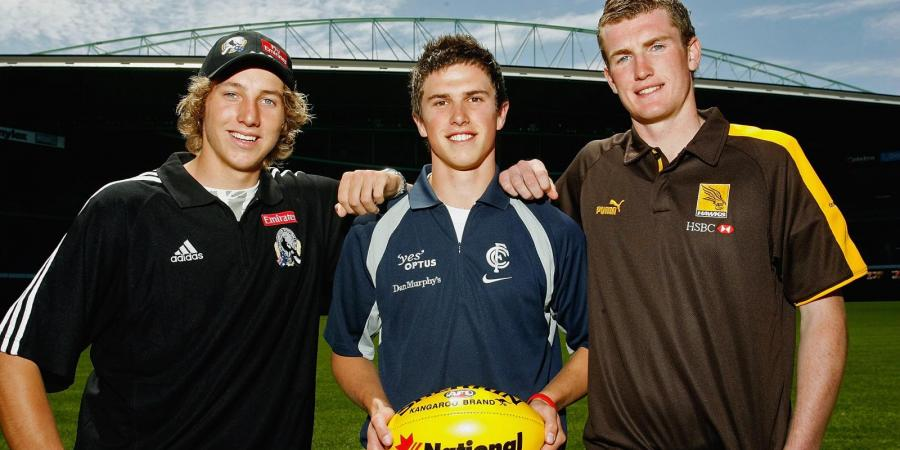 Revisiting the 2005 AFL Draft