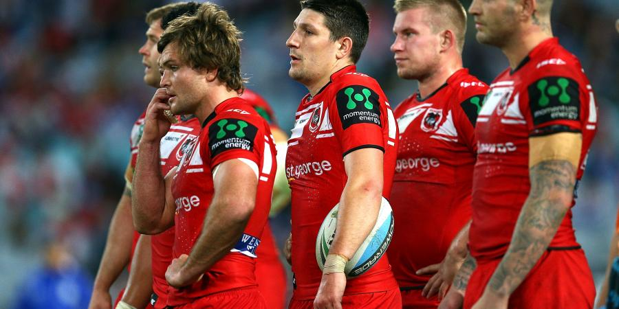 Dragons breathing fire after last loss