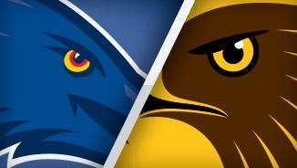 Adelaide Crows vs. Hawthorn Hawks LIVE COVERAGE