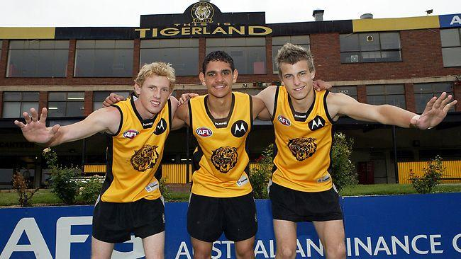 The sweet and sour of the AFL Drafts: Richmond Tigers