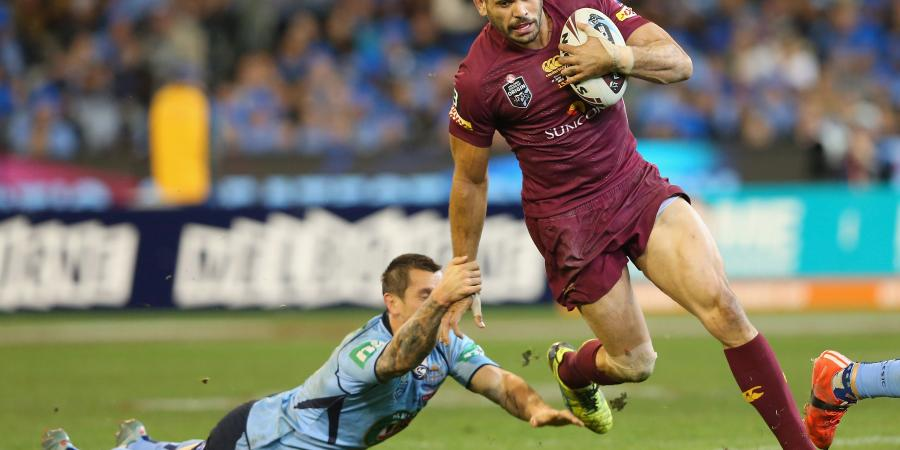 Inglis returns to form for Maroons