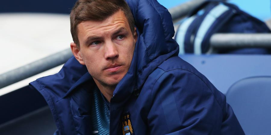 Edin Dzeko Says No To Liverpool Move
