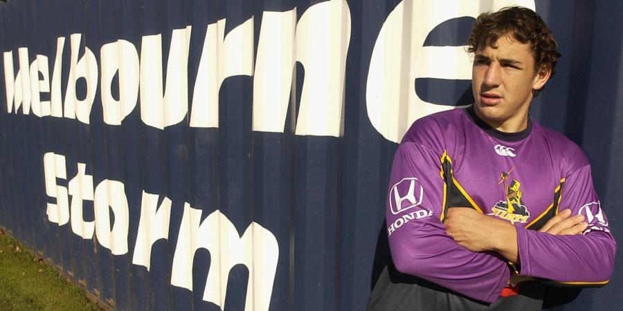 Storm confident of signing Slater for life