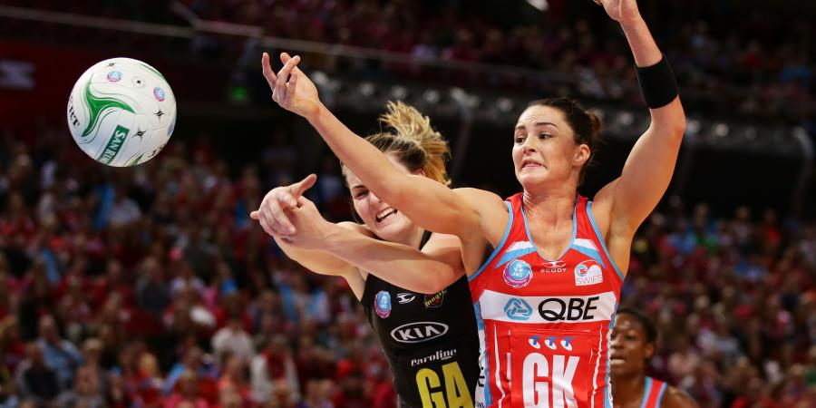 Layton likens netball duel to dog fight
