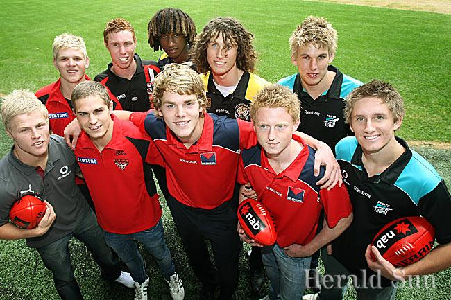Revisiting the 2008 AFL Draft