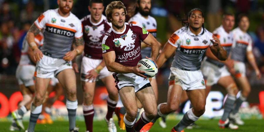 Foran and Stewart star in Manly NRL win