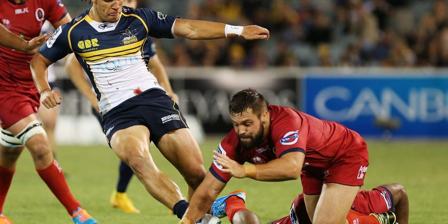 Toomua named to start for Brumbies