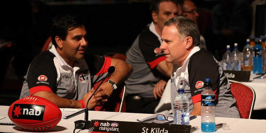 The sweet and sour of the AFL Drafts: St Kilda Saints