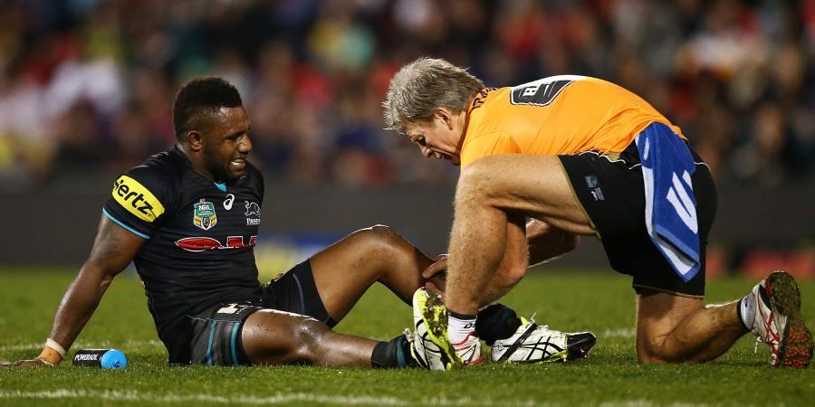 Segeyaro set to be sidelined for Panthers