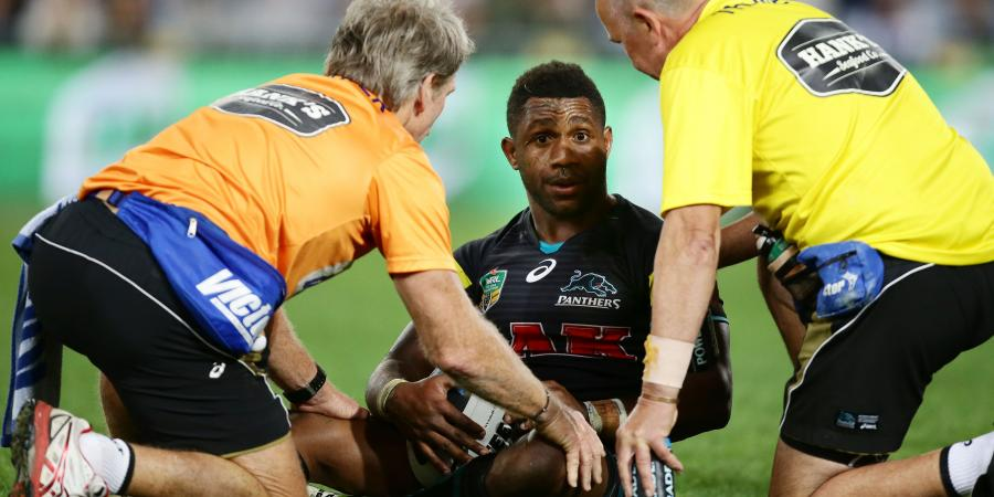 Panthers lose Segeyaro for a month minimum