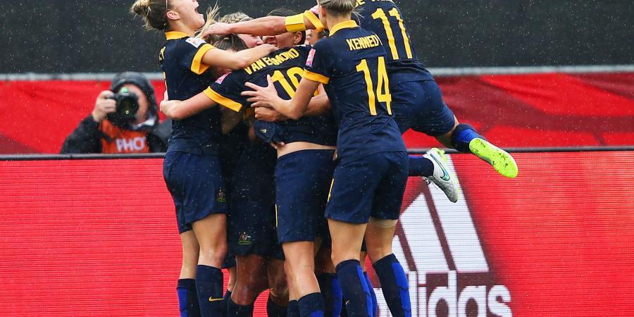 Matildas bounce Brazil from the 2015 Women�s World Cup