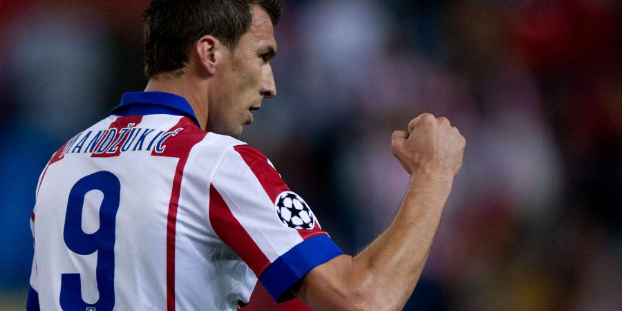 Juventus sign Mario Mandzukic